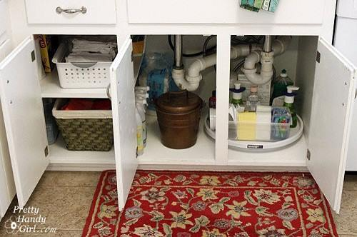 Tổng hợp cách xếp siêu gọn đống chai lọ trong nhà