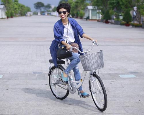 Xe đạp món phụ kiện tuyệt đỉnh của tín đồ thời trang