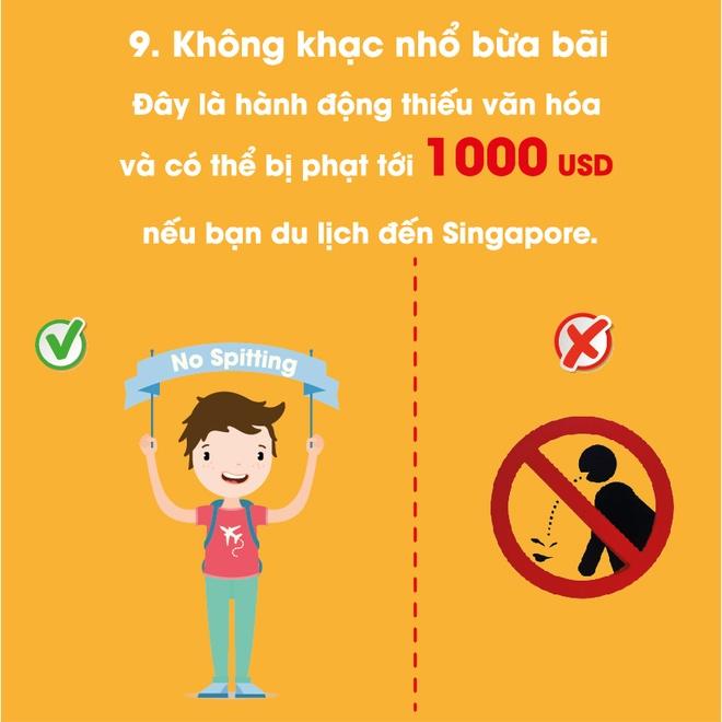 10 hành động văn minh nên hành xử khi du lịch nước ngoài