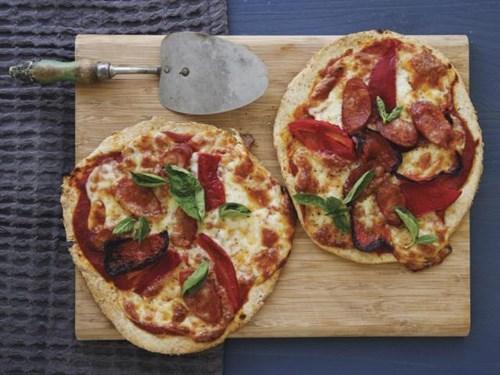 Hướng dẫn những công thức làm pizza tốt cho sức khỏe