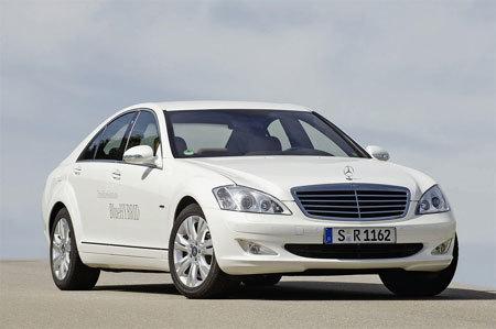 Mercedes s400 hybrid - công nghệ xanh cao cấp của mercedes