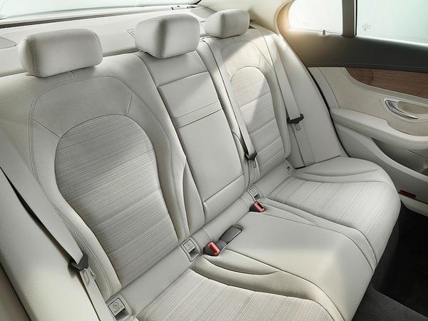 Ô tô mercedes c-class 2014 được ví như một baby s-class