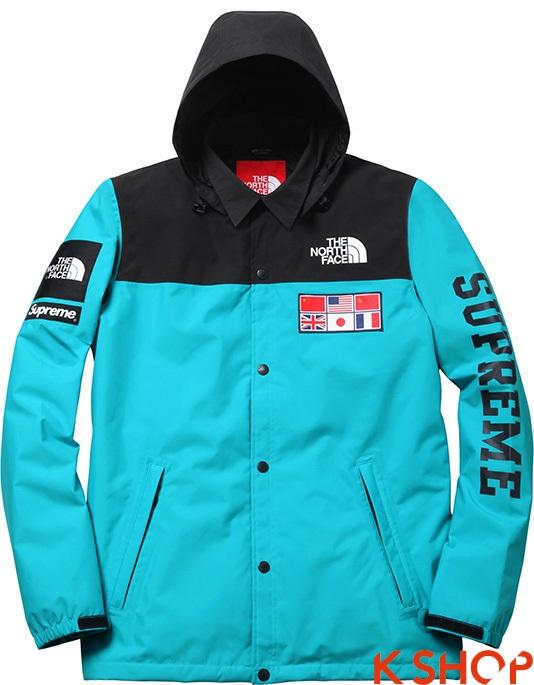 Bst áo khoác đẹp 2017 thu đông của supreme x the north face
