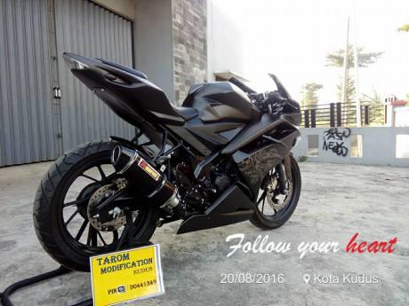 Honda cbr150r độ cực chất với phong cách đàn anh cbr250rr