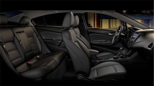 Chevrolet cruze thế hệ mới