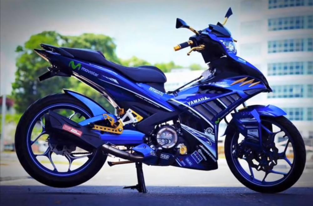 Exciter 150 theo phong cách việt của dân chơi malaysia