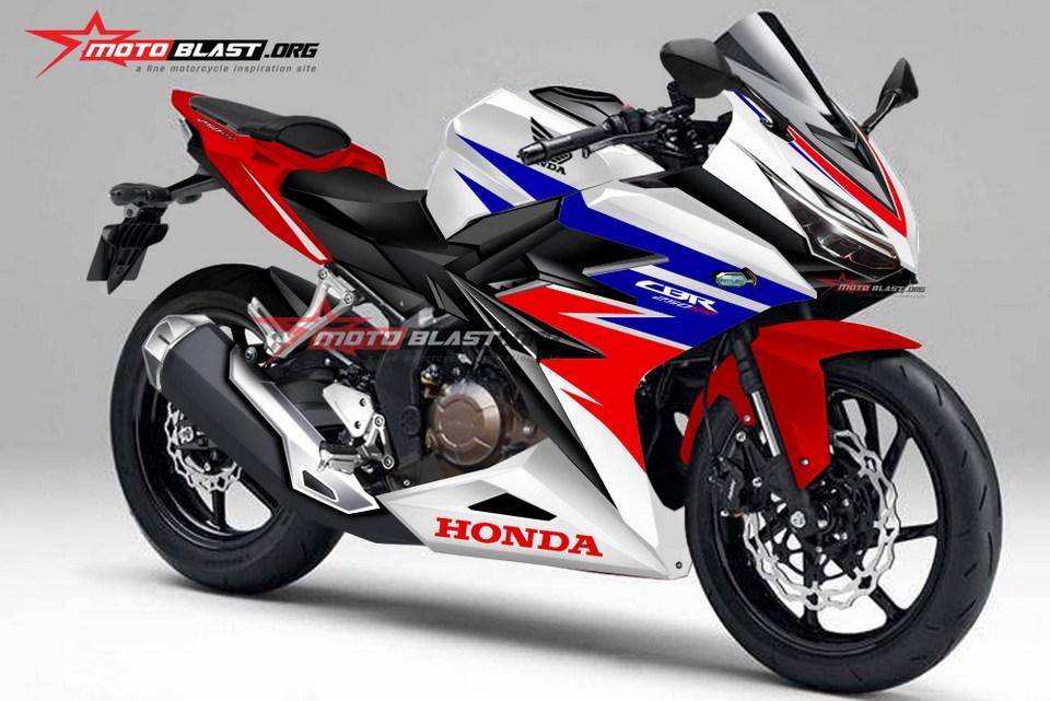 Honda cbr250rr 2017 sẽ được bán với giá khoảng 119 triệu đồng