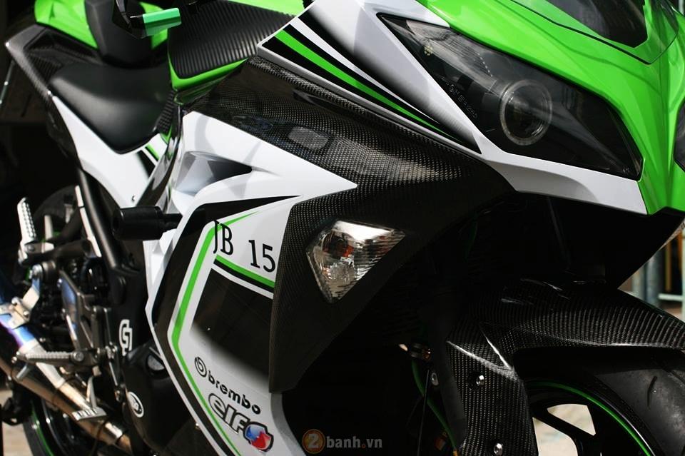Kawasaki ninja 300 phiên bản độ cực chất
