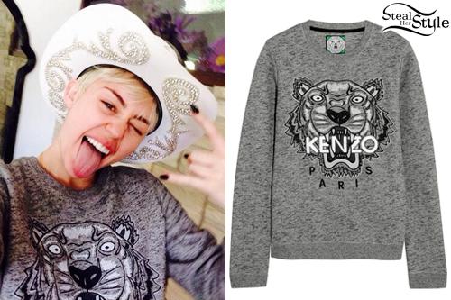 Kenzo thống trị thời trang đường phố với họa tiết thông điệp ấn tượng