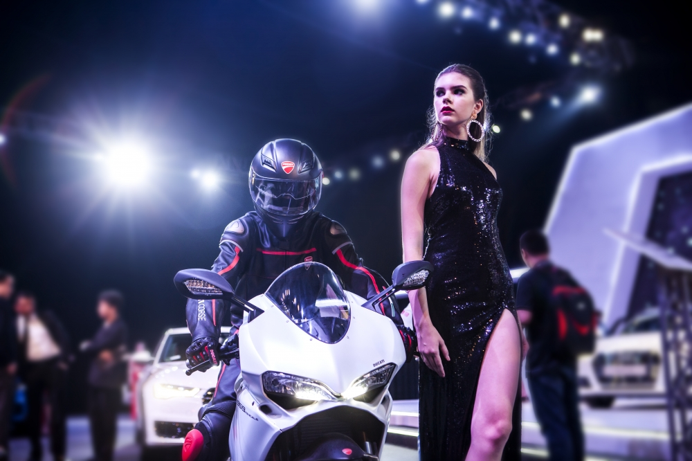 Những mẫu xe mô tô pkl mới được ducati ra mắt tại audi progressive 2016