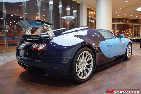 siêu xe hàng hiếm bugatti veyron được rao bán