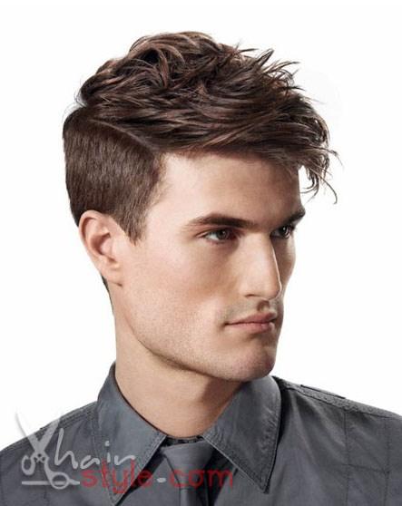 4 kiểu tóc nam thời thượng phong cách