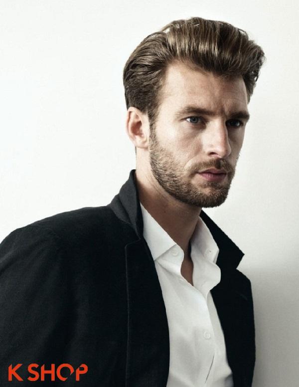 5 kiểu tóc nam đẹp đang hot nhất năm 2017