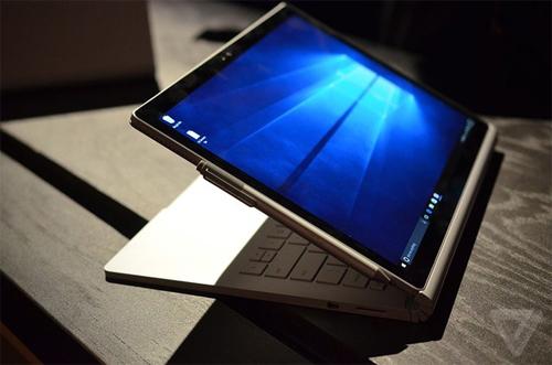 Laptop surface book diện mạo của ông lớn
