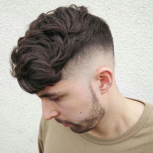 Đẹp trai phong cách đón tết với những kiểu tóc dự gây bão