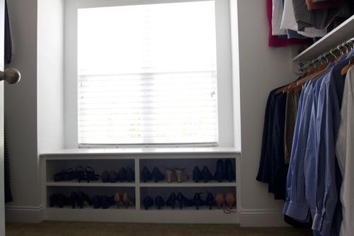 6 ý tưởng lưu trữ giày dép ở lối vào