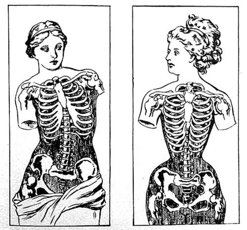 Những kiểu ăn mặc gây chết người của người xưa