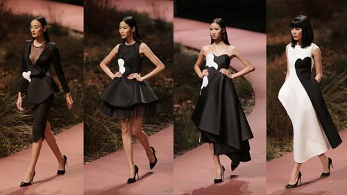 Tuyển tập những chiếc váy tình yêu đẹp nhất của đỗ mạnh cường