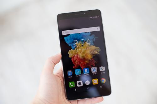Lenovo phab - smartphone màn hình khổng lồ giá rẻ