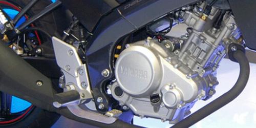 Yamaha mt-15 vẫn sử dụng cam đơn sohc