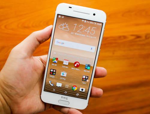 One a9 smartphone với nhiều đột phá của htc