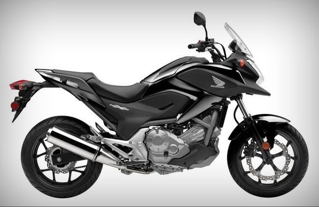 Honda giới thiệu hàng loạt xe mới