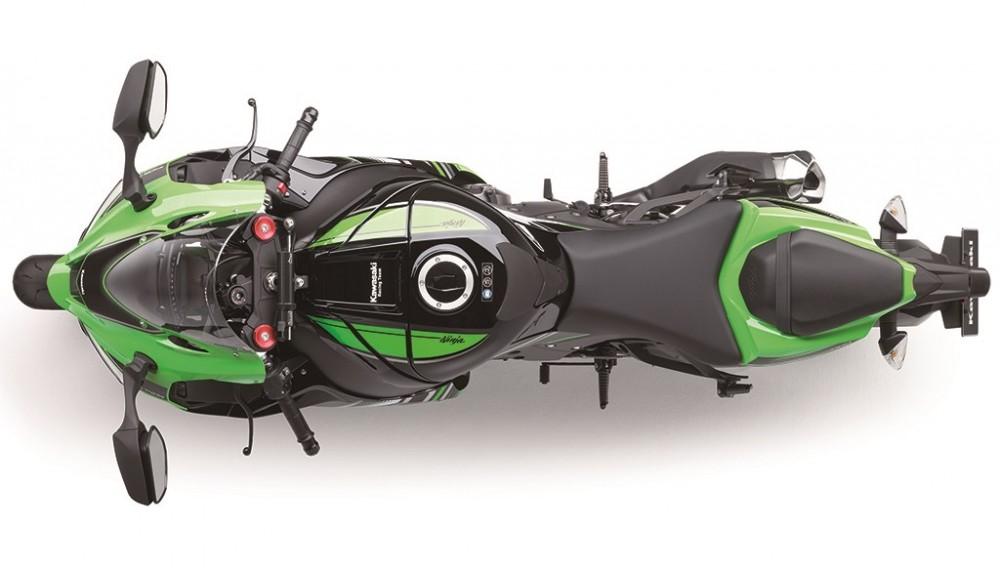 Kawasaki ninja zx-10r 2016 chính thức ra mắt với thiết kế mới tăng sức mạnh
