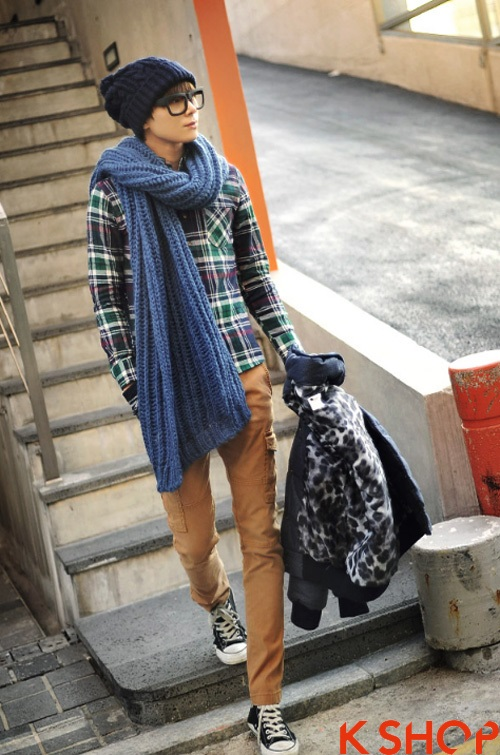Những mẫu quần jean nam đẹp hè 2017 mang phong cách hàn quốc