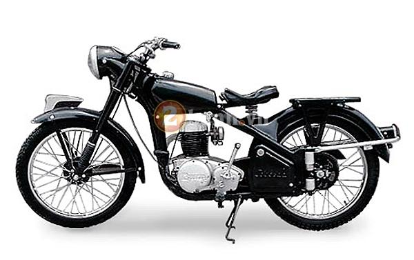Những mẫu xe huyền thoại của suzuki thập niên 60