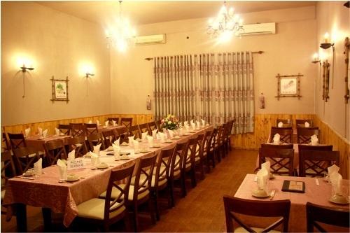 Ẩm thực tây bắc tại nhà hàng tư trì