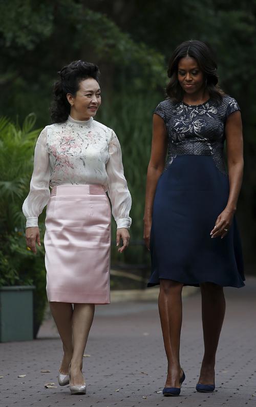 Phong cách được cả thế giới chú ý của đệ nhất phu nhân trung quốc