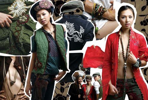 Ntk việt hòa mình theo dòng chảy thời trang avant garde