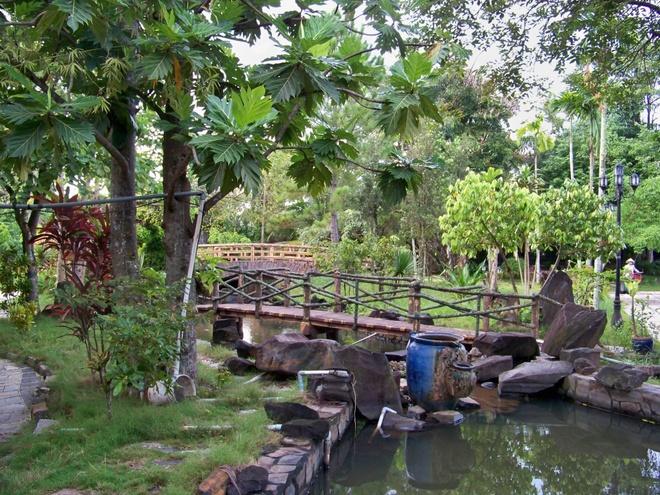 Điểm du lịch làng phước lộc thọ - nơi lưu giữ nhà gỗ cổ xưa việt nam