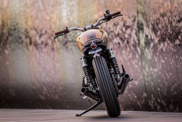 Triumph thruxton nét đẹp classic đậm chất anh quốc