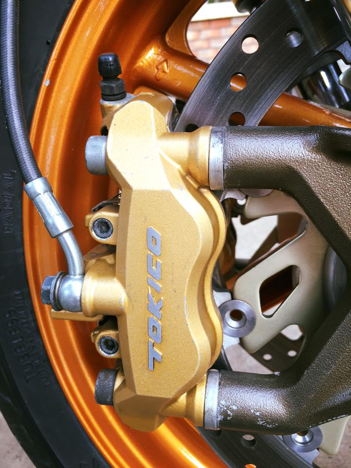 Honda cb750 độ phong cách cafe racer siêu chất