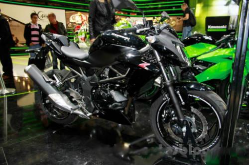 Kawasaki z250sl chuẩn bị lên kệ thị trường nam á