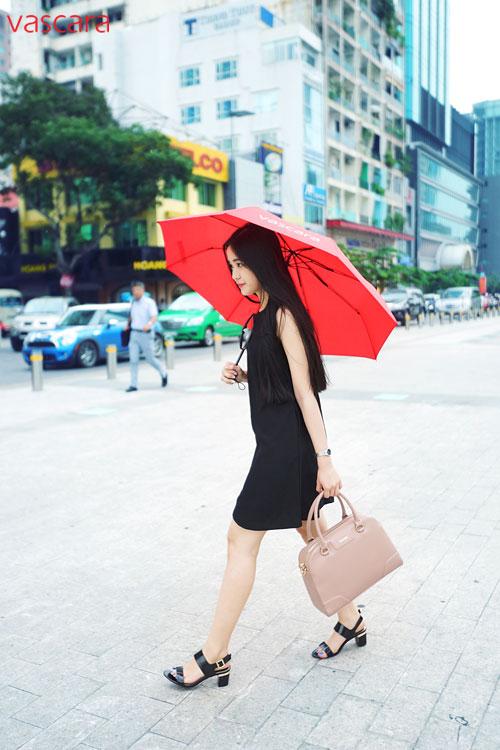 Mùa mưa mặc gì cho đẹp