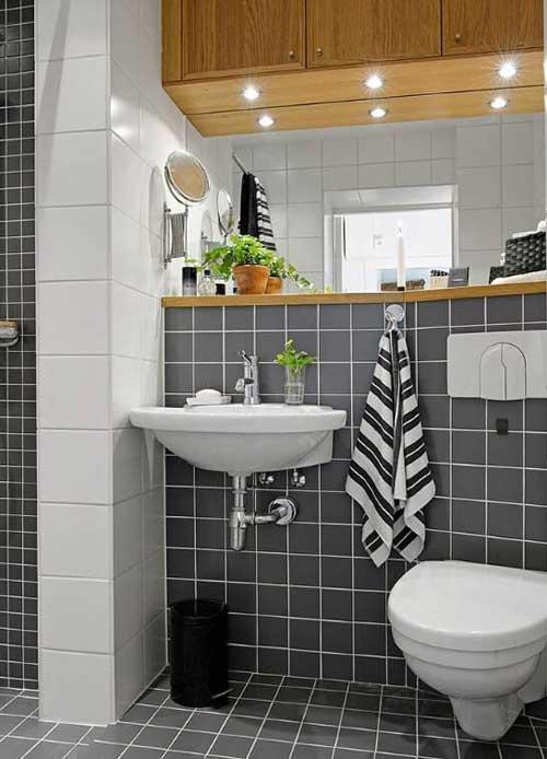 Tổng hợp mẹo trang trí phòng vệ sinh tiết kiệm mà đẳng cấp
