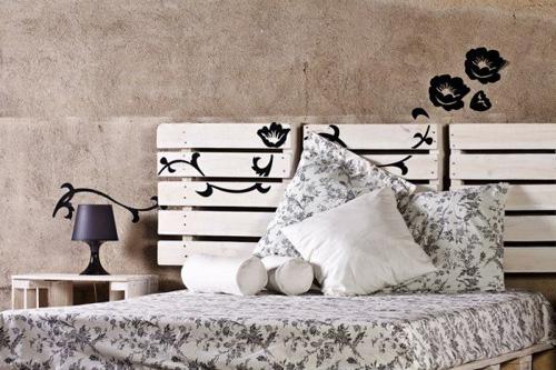 Các kiểu giường sáng tạo từ gỗ rẻ tiền