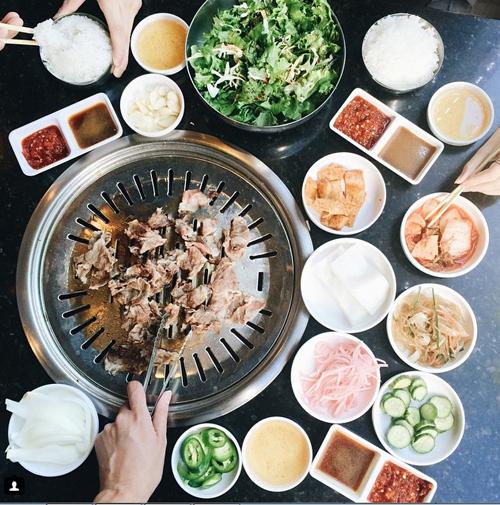 Instagram tiết lộ các thủ đô ẩm thực mới của thế giới
