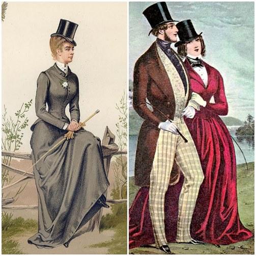 Khám phá thời trang quý cô trên lưng ngựa xưa và nay