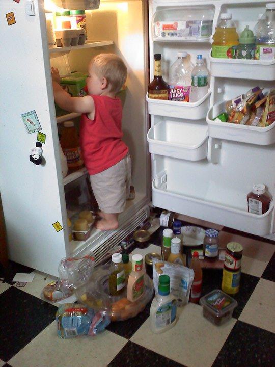 Làm thế nào để vệ sinh tủ lạnh trong 20 phút