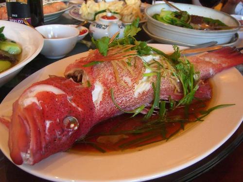 10 món ăn may mắn dịp năm mới của trung quốc