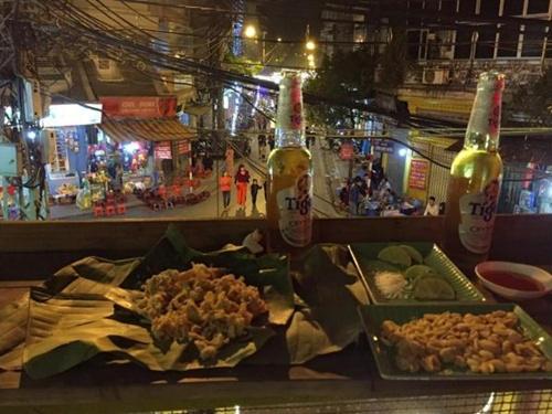 Danh sách 10 con phố nổi danh nhờ món ăn ở hà nội