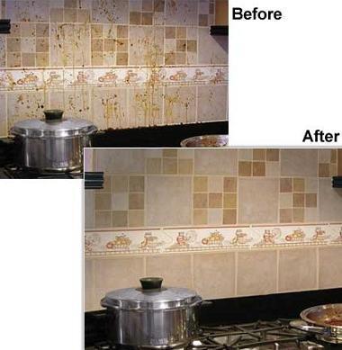 Những tuyệt chiêu lau sạch chảo chống dính vết dầu mỡ trong nhà bếp
