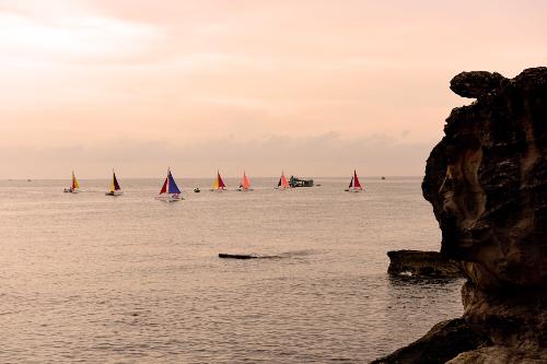 Vẻ đẹp của những cánh buồm trên đảo ngọc phú quốc