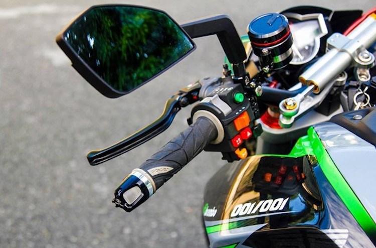 Yamaha fz150i biến hình naked-bike khủng tại sài gòn