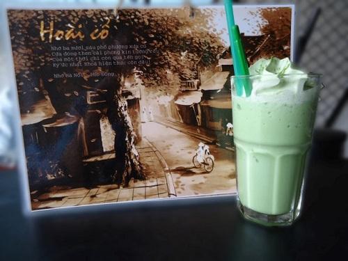 Ghé thăm quán cà phê mang phong cách phố cổ tại cần thơ