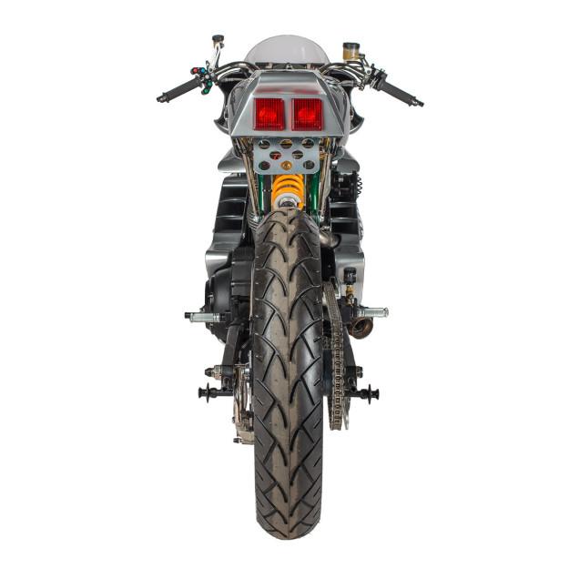Hình ảnh hầm hố của harley sportster 48 độ sportbike độc đáo