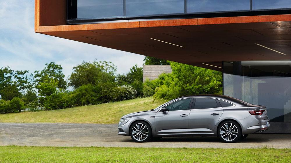 Renault talisman 2016 đối thủ mới của toyota camry và honda accord